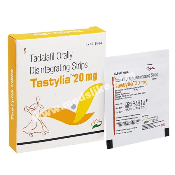 Tastylia (Tadalafil)