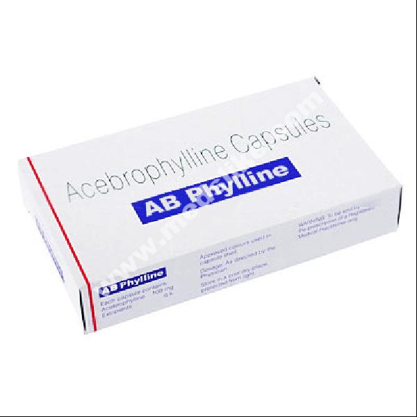 AB Phylline 100 mg Capsules