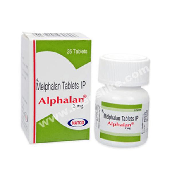 Alphalan 2 mg (Melphalan)