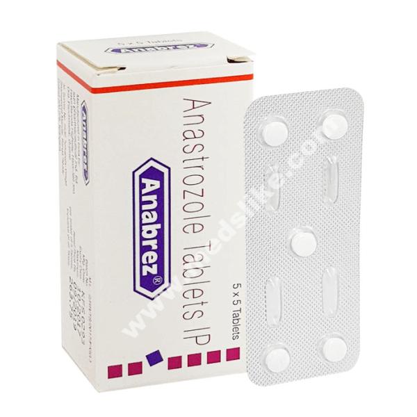 Anabrez 1 mg (Anastrozole)