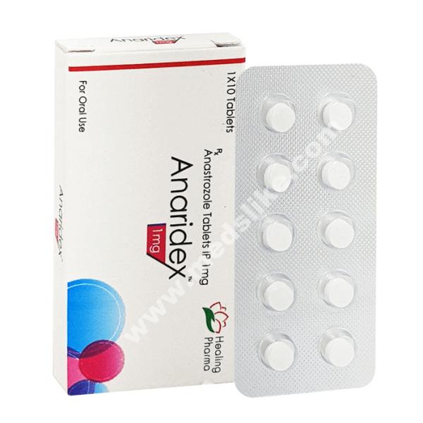 Anastrozole 1 mg (Anastrozole)