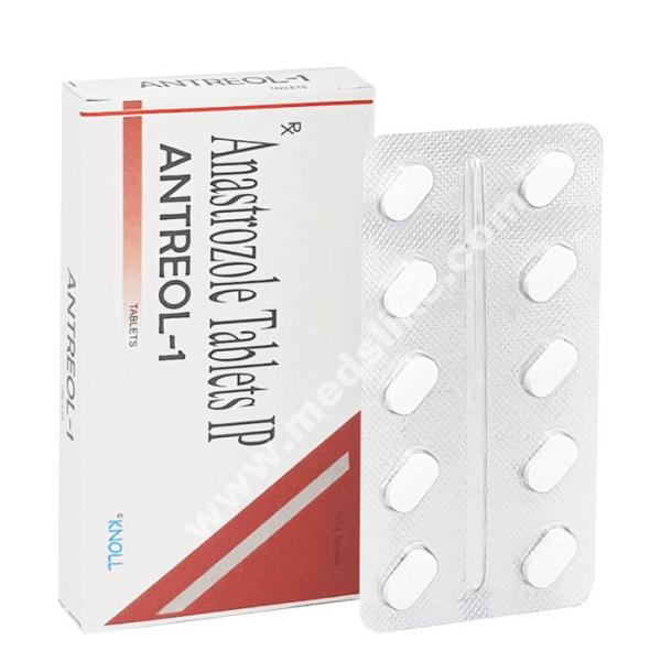 Antreol 1 mg (Anastrozole)