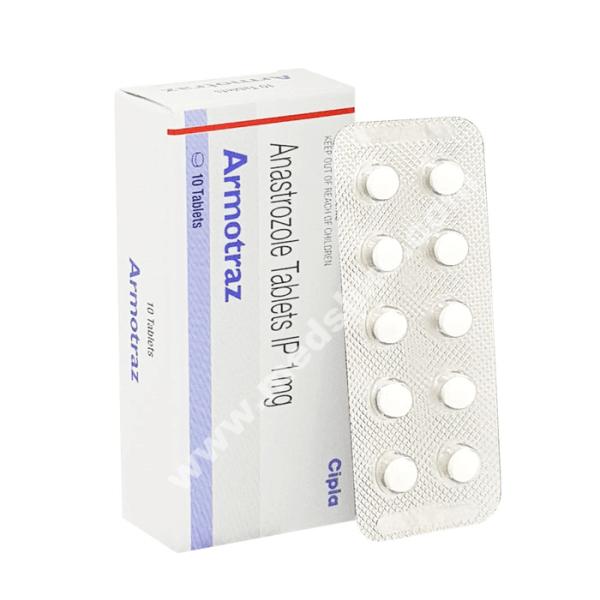 Armotraz 1 mg (Anastrozole)