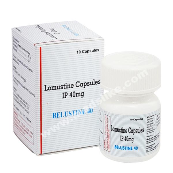 Belustine 40 mg (Lomustine)