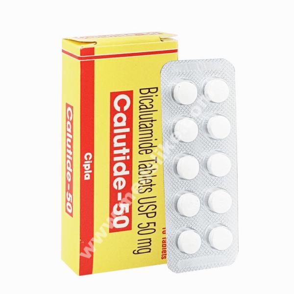 Calutide 50 mg (Bicalutamide)