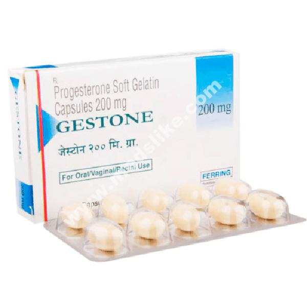 Gestone 200 (Progesterone)