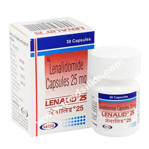 Lenalid 25 mg Capsules