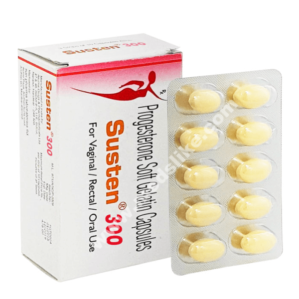 Susten 300 mg Capsule