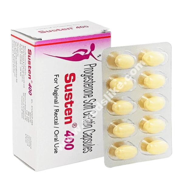 Susten 400 mg Capsule