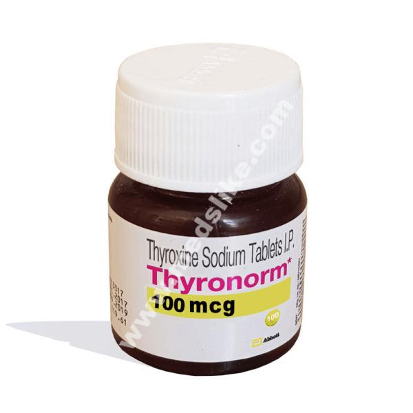Thyronorm 100 mcg