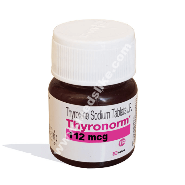 Thyronorm 112 mcg