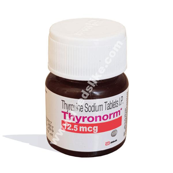 Thyronorm 12.5 mcg