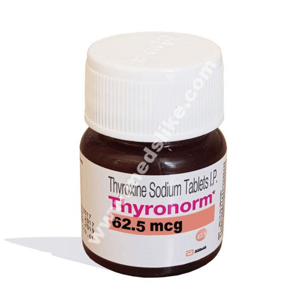 Thyronorm 62.5 mcg