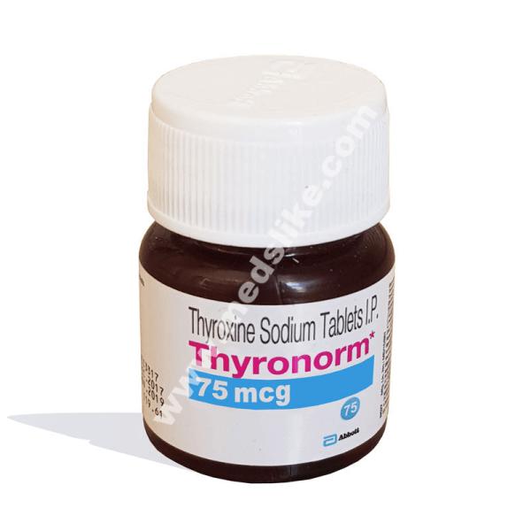 Thyronorm 75 mcg