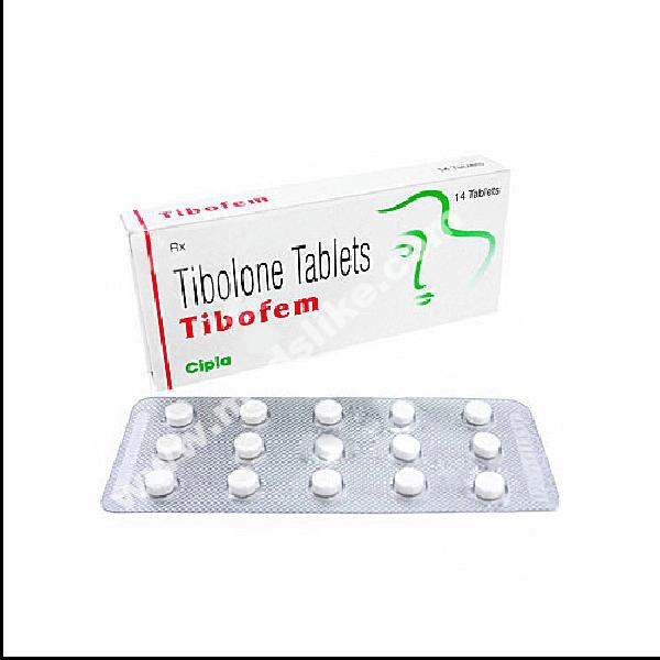Tibofem 2.5 mg (Tibolone)