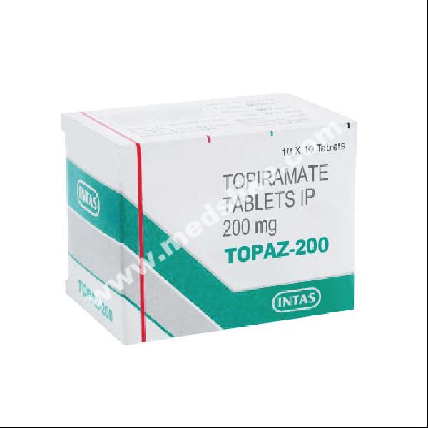 Topaz 200 mg
