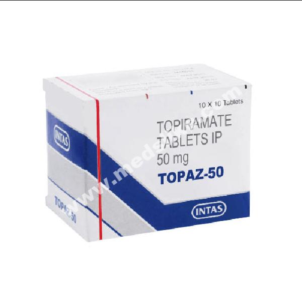 Topaz 50 mg