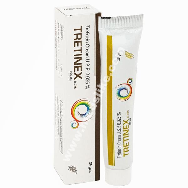 Tretinex Cream (Tretinoin)