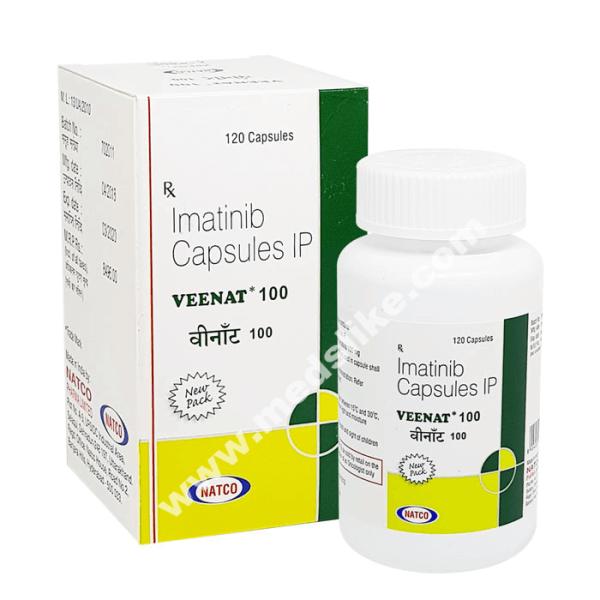 Veenat 100 mg Capsule