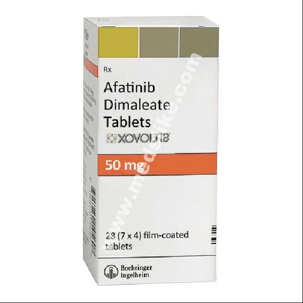 Xovoltib 50 mg (Afatinib Dimaleate)