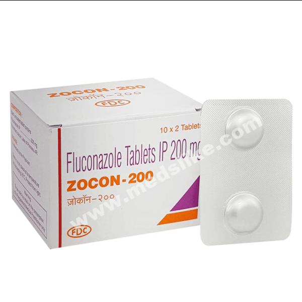 Zocon 200 mg