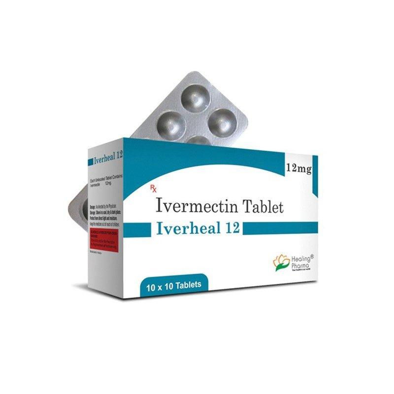 Iverheal 12mg (Ivermectin)