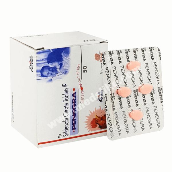 Penegra 50mg (sildenafil)