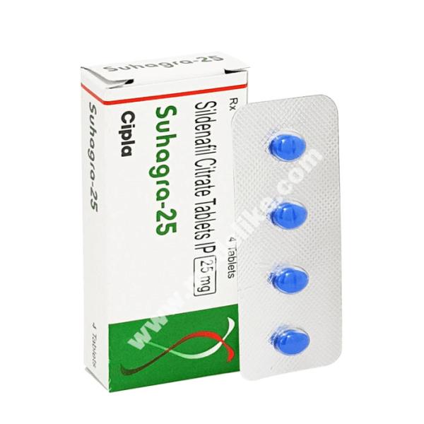 Suhagra 25 mg