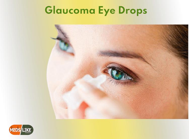 Glaucoma Eye Drop