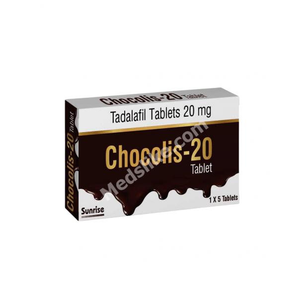 Chocolis 20 Chewable