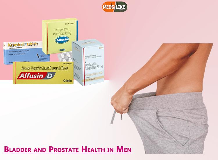 Bladder and Prostate Health in Men