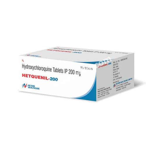 Hetquenil 200mg (Hydroxychloroquine (200mg)