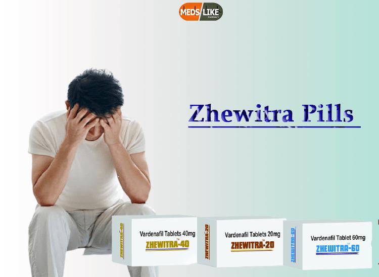 Zhewitra pills